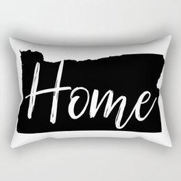 Oregon-Home Rectangular Pillow