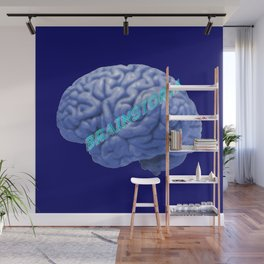 Brainstorm Wall Mural