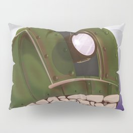 The Old Telescope Observatory Pillow Sham