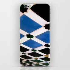 Geometric Love II iPhone & iPod Skin