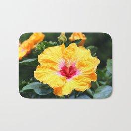 Hibiscus Beauty Bath Mat