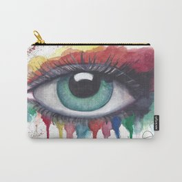 !SPLASH! of Color Carry-All Pouch