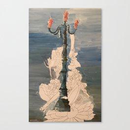 hanging trees Canvas Print