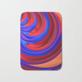 Beautiful Abstract Art by Raphael Terra Bath Mat