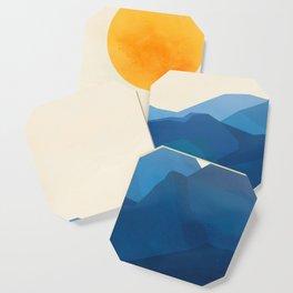 Minimalistic Landscape 15 Coaster