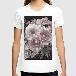 Gothic Peony T-shirt