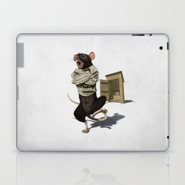Shithouse (Wordless) Laptop & iPad Skin