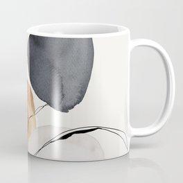 Abstract World Coffee Mug