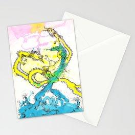 Dragon Whisperer Stationery Cards
