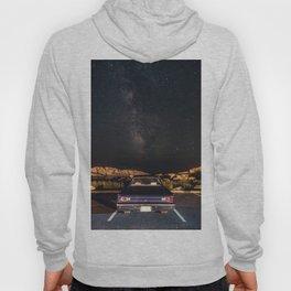 Drive in Milky Way Hoody