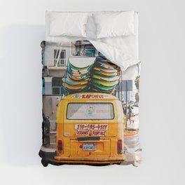Combi van surf 3 Comforters