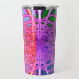 Laundry Day in the Abstract Travel Mug