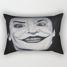 50 Shades of J (version 3) by 4:F Rectangular Pillow