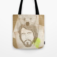 mr.bear-d Tote Bag
