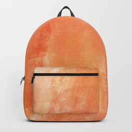 grapefruit watercolor Backpack