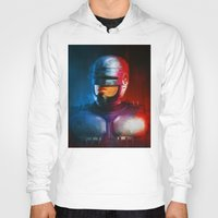 cyclops Hoodies featuring CYCLOPS by John Aslarona