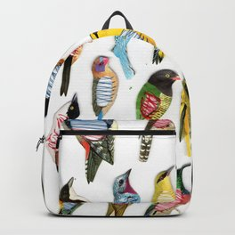 Birds and their insides Backpack