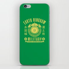 Earth is Strong iPhone & iPod Skin