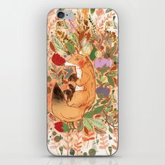 Lost in Nature iPhone & iPod Skin