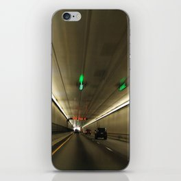 The Tunnel iPhone Skin