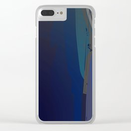 3618 Clear iPhone Case