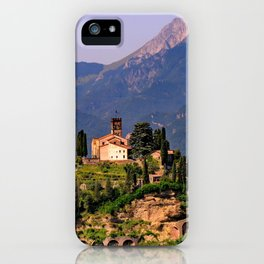 Town of Barga iPhone Case