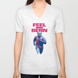 Feel The Bern Unisex V-Neck