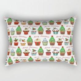 Christmas sweets Rectangular Pillow