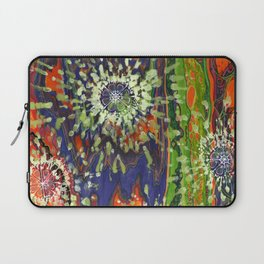 Induced Cosmic Revelations (Four Dreams, In Mutating Cycle) Laptop Sleeve