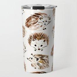 Hedgehogs Travel Mug