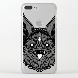 BAT Clear iPhone Case
