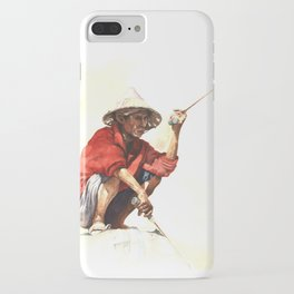 Scavenger iPhone Case