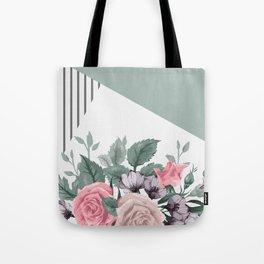 FLOWERS IX Tote Bag