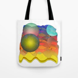 Sea Symphony Opus 101 Tote Bag