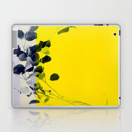 grayellow_mood Laptop & iPad Skin