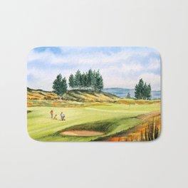 Gleneagles Kings Golf Course Scotland Bath Mat
