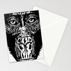 Lazy Beast Stationery Cards