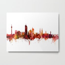 Vienna Austria Skyline Metal Print