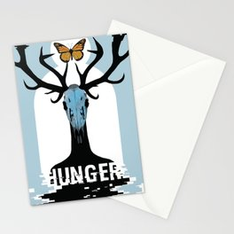 Hunger Stationery Cards