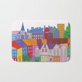 Pretty City Bath Mat