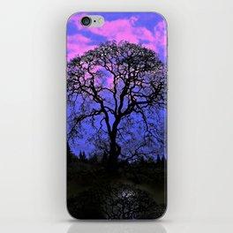 Altered Oak iPhone Skin