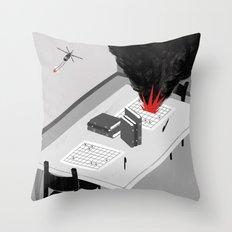 Battagliando Throw Pillow