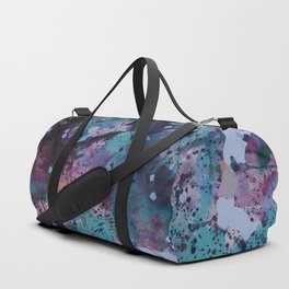 Sparkling nature in summer Duffle Bag