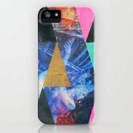 Weight of the World iPhone Case