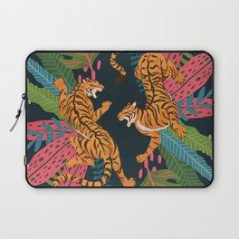 Jungle Cats - Roaring Tigers Laptop Sleeve