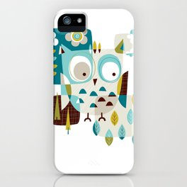 Owl Be There iPhone Case