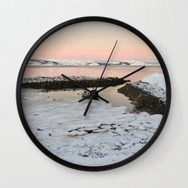 Kirkenes Norway Wall Clock