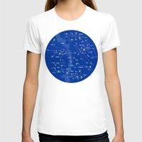 constellations T-shirts featuring Superheroes Constellations by tuditees