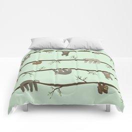 sloths Comforters