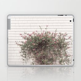 Blooming outside the Green Gables farm house Laptop & iPad Skin